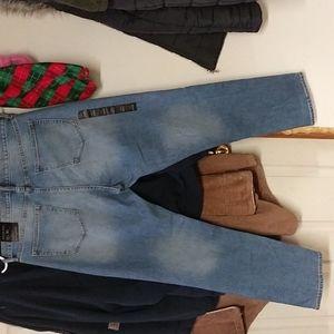 Other - Robert Graham shirt and Banana Republic jeans